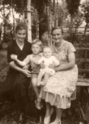 Oma,Mutter,Schwester