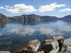 California , Crater Lake