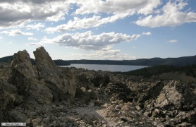 Oregon, Paulina Lake