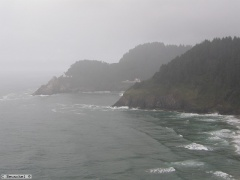Oregon Coast , Heceta Light House