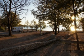 Krk , Njvice Camping
