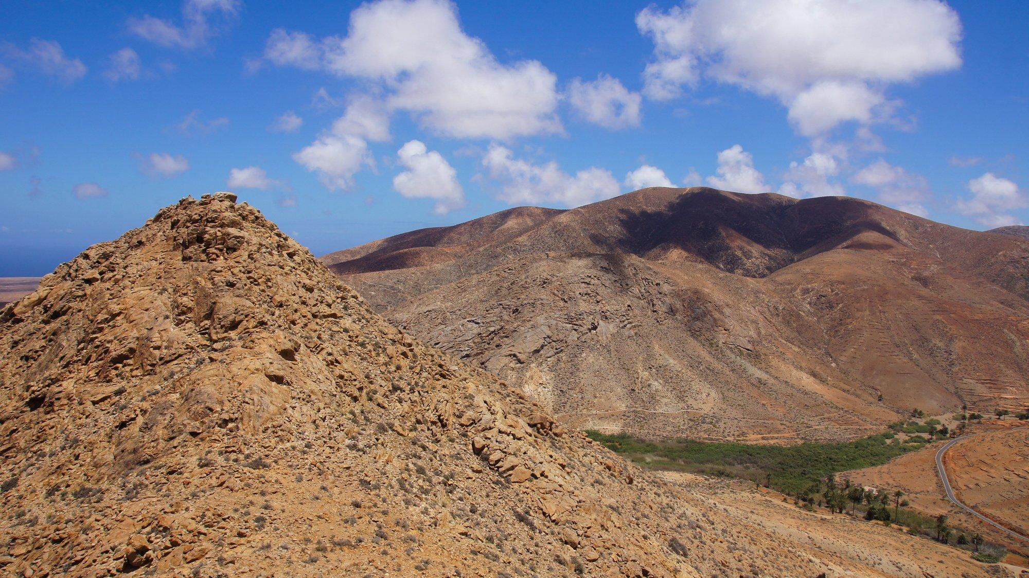 Aussichtspunkt Risco de las Peñas