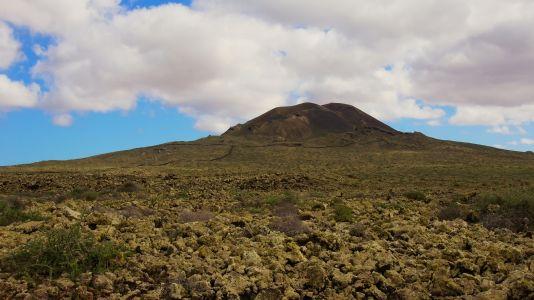 Volcán de la Arena