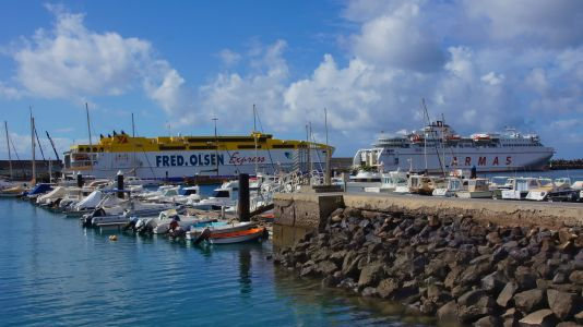 Puerto Morro Jable